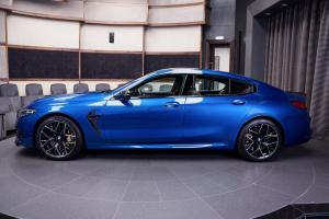 BMW M8 Competition Gran Coupe 2020 года, Abu Dhabi Motors