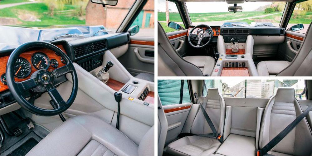 Lamborghini LM002 1997 года