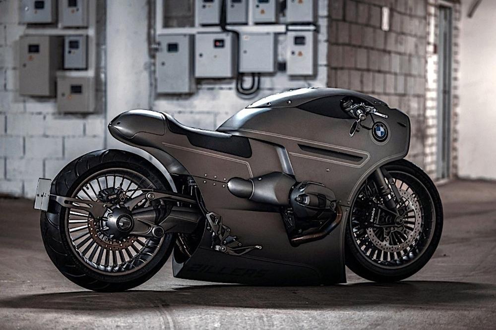 BMW R Ninet by Zillers Garage