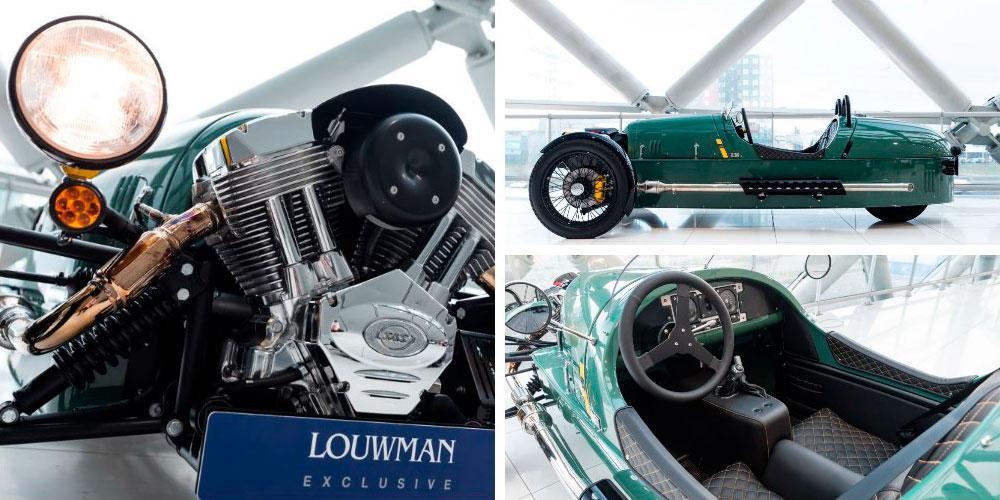 Morgan 3 Wheeler LE60 Limited Edition 2020 года