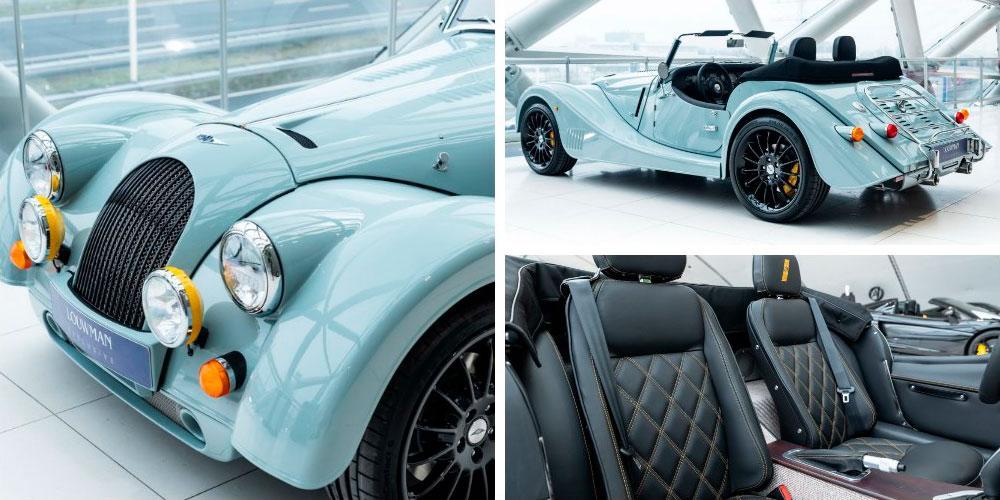 Morgan Plus Six LE60 Limited Edition 2020 года