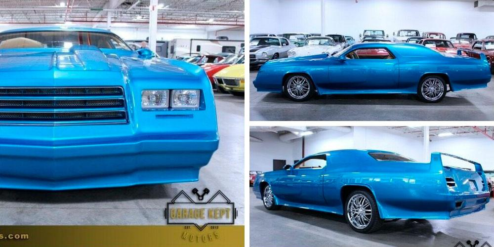 Dodge Magnum Tahitian Green Pearl Coupe 400 V8