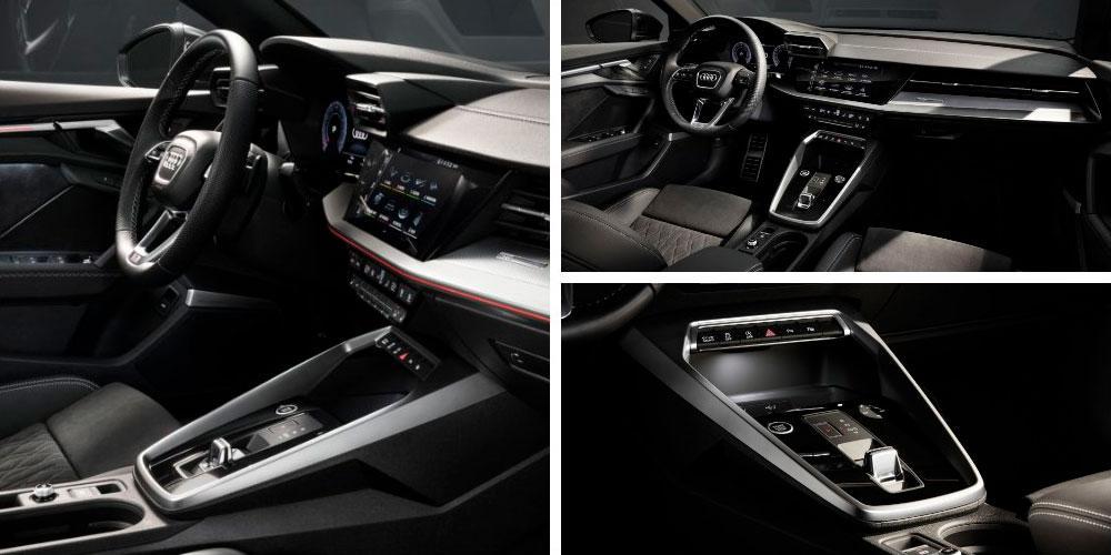 Audi A3 Sedan 35 TFSI 2020 года