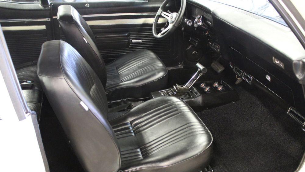 Chevrolet Nova Resto Mod 1970 года, Mecum