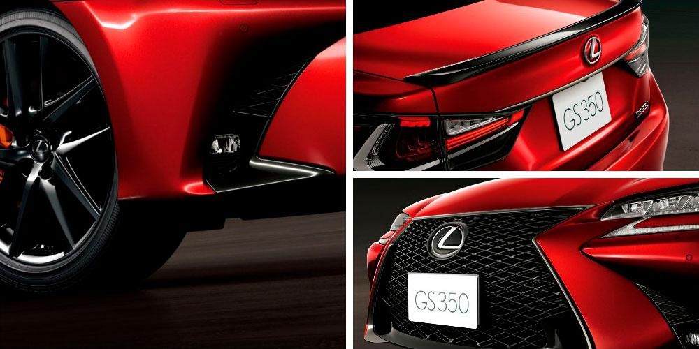 Lexus GS350 Eternal Touring 2020 года