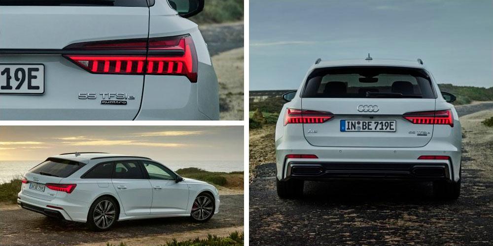Audi A6 55 TFSI e Quattro S-Line Avant 2020 года
