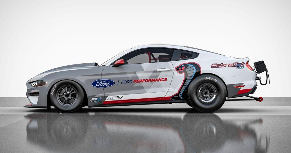 Ford Mustang Cobra Jet 1400 2020 года