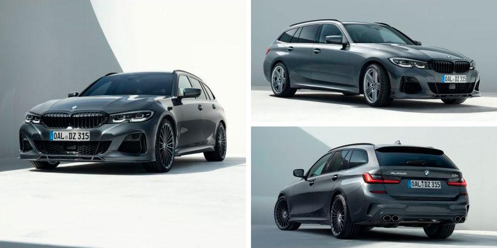 Alpina D3S Touring 2020 года