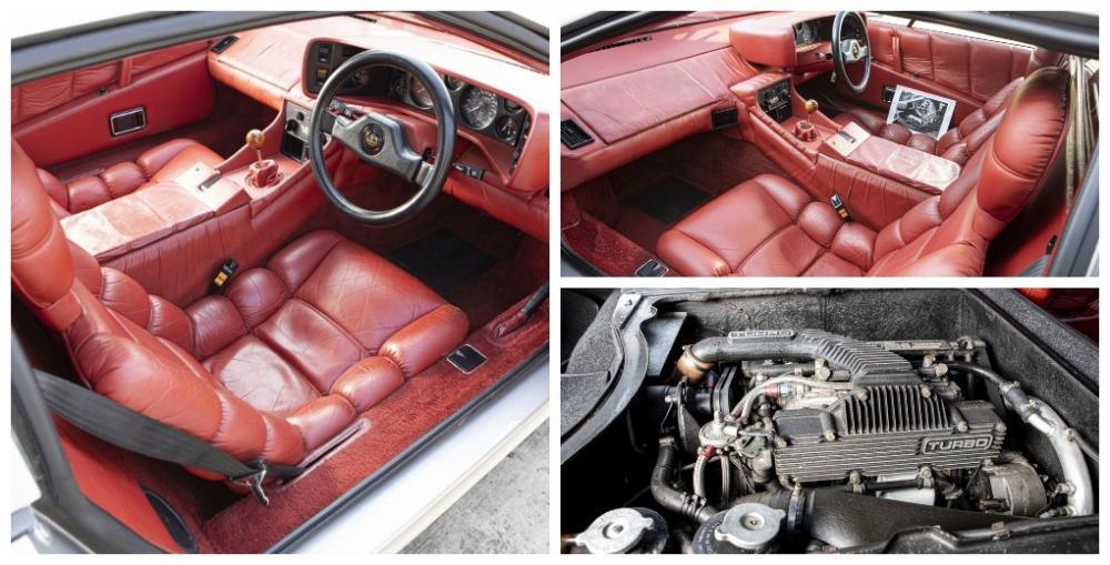 Lotus Esprit S3 Turbo 1981 года