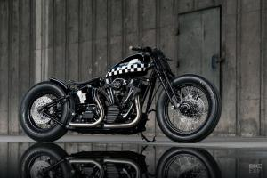 Harley-Davidson Heritage Softail Classic by Aoo Design Custom