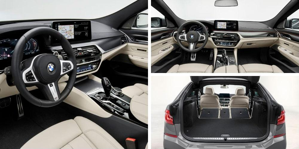 BMW 640i xDrive Gran Turismo M Sport 2020 года
