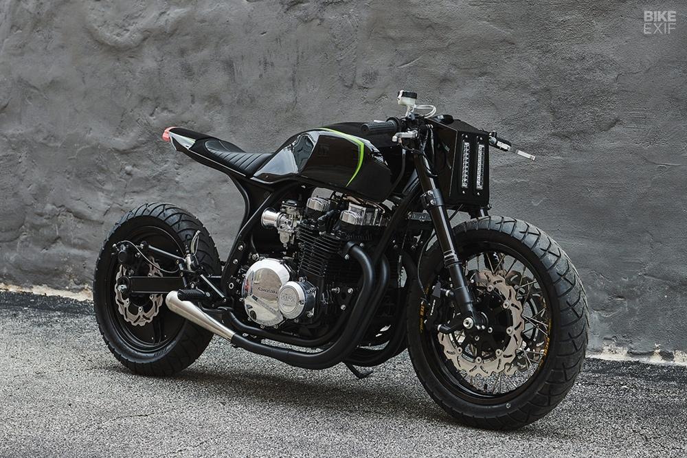 Kawasaki GPZ1100 by Federal Moto