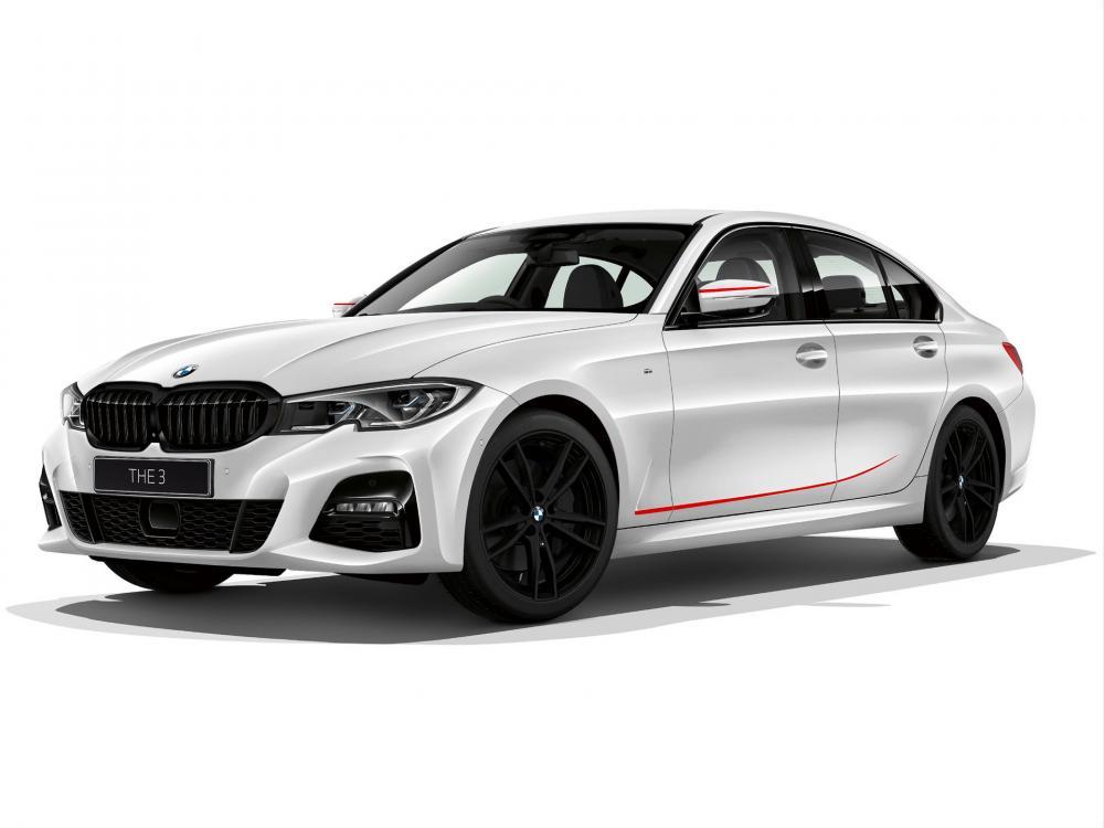 BMW 320d M Sport xDrive Edition Sunrise 2020 года