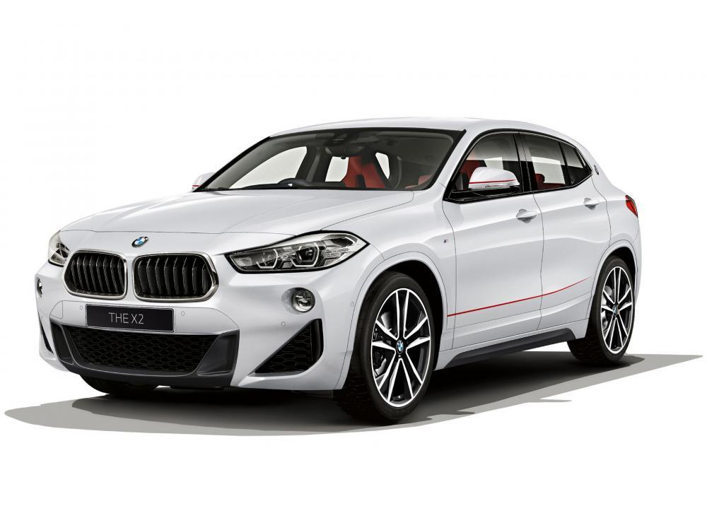 BMW X2 xDrive18d M Sport Edition Sunrise 2020 года