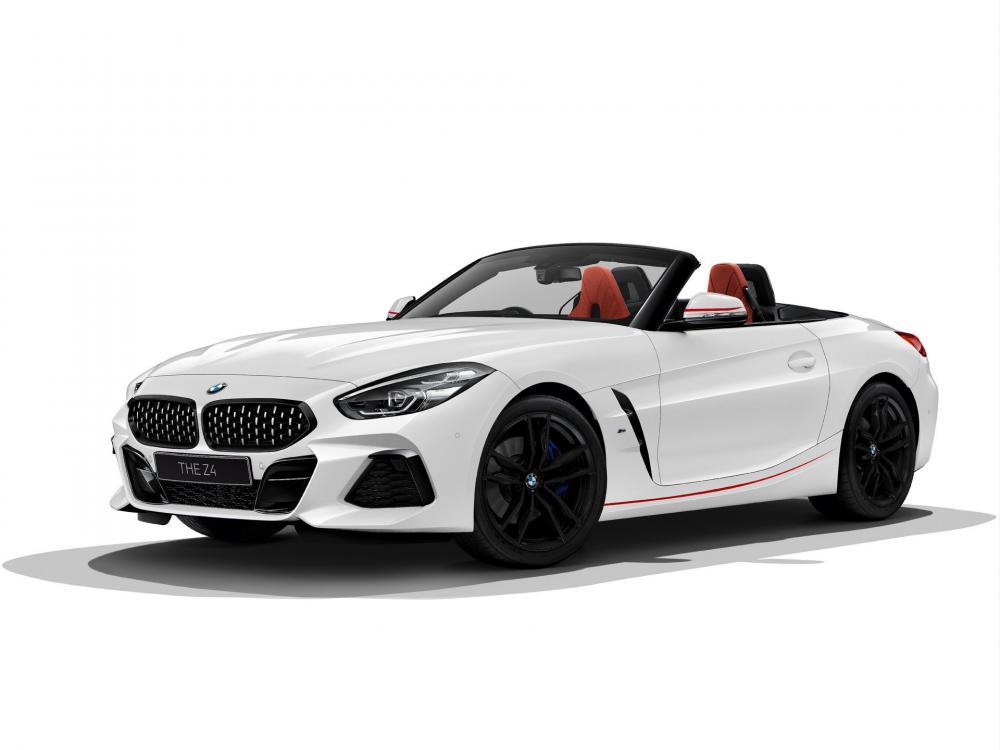 BMW Z4 sDrive20i M Sport Edition Sunrise 2020 года