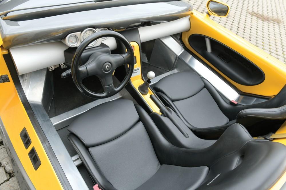 Renault Sport Spider 1996 года, RM Sotheby's