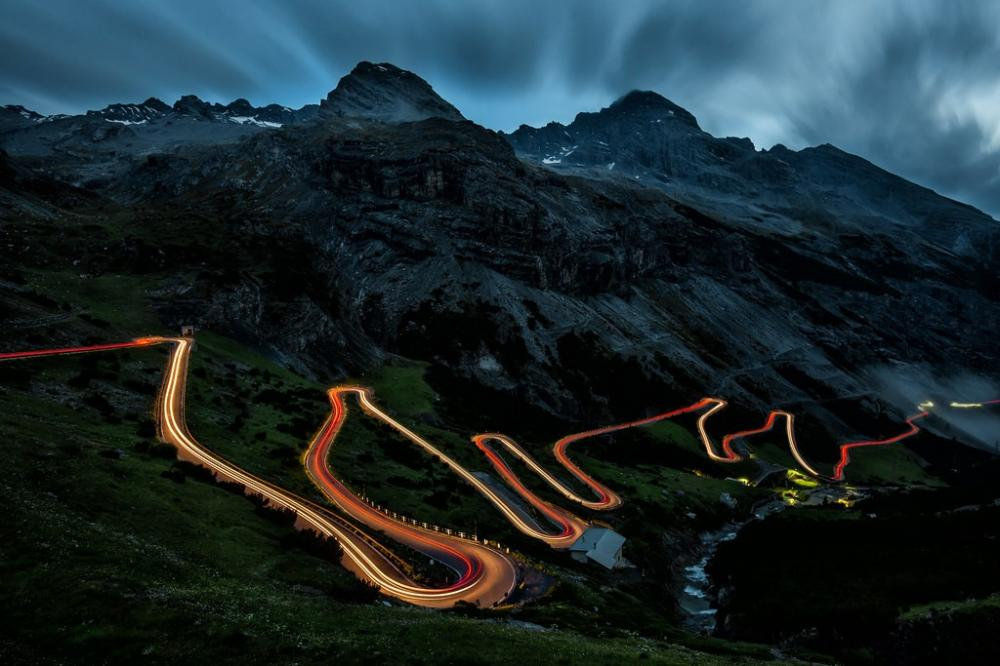 Италия: перевал Стельвио