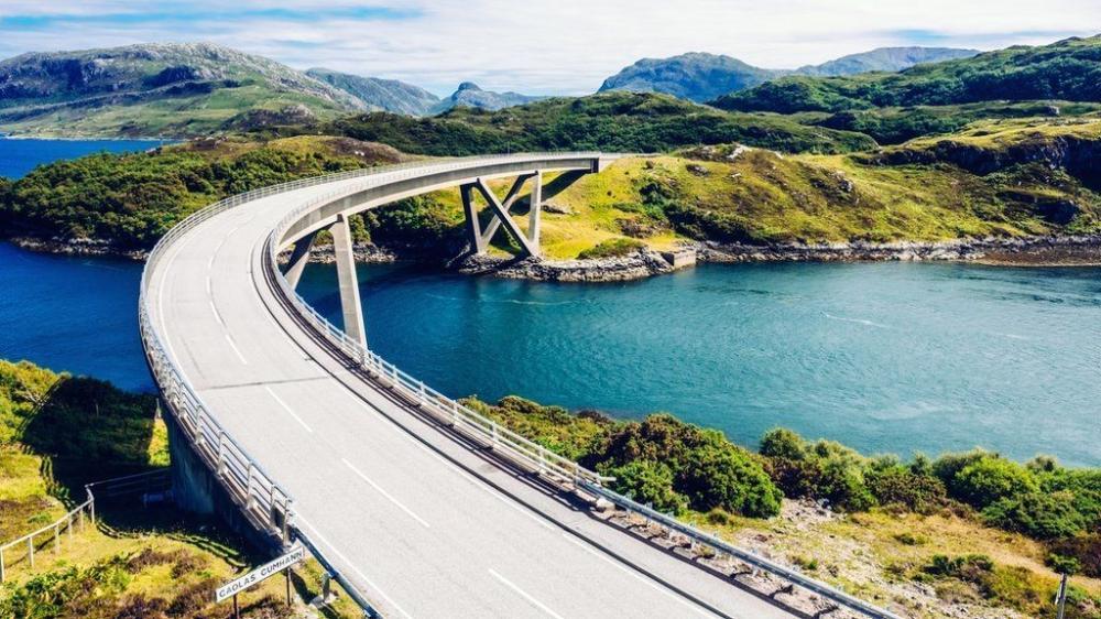 Шотландия: Северное побережье 500