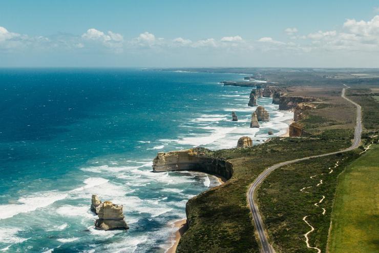 Австралия: Великая океанская дорога
