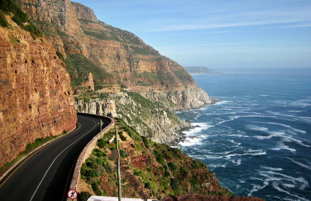 Южная Африка: Пик Чепмэна