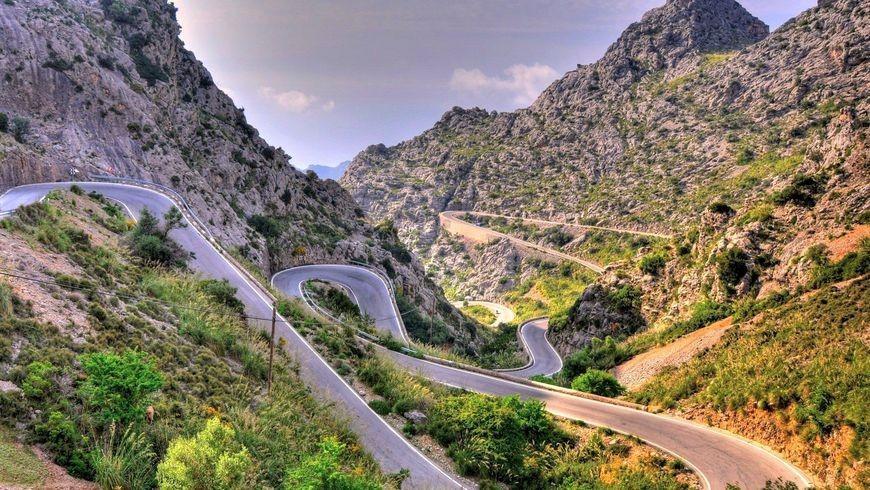 Испания: дорога Калобра