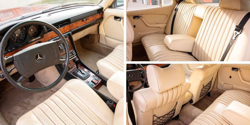 Mercedes-Benz 450 SEL 6.9 1979 года, RM Sothebys