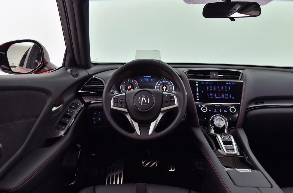 Acura CDX A-Spec 2020 года