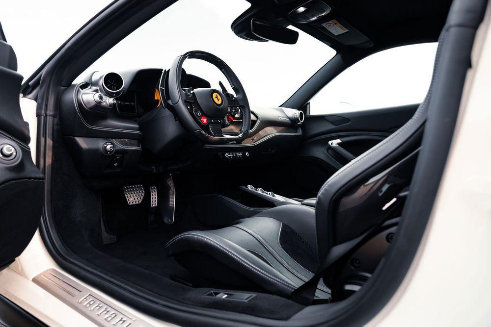 Ferrari F8 Tributo by Novitec Rosso 2020 года