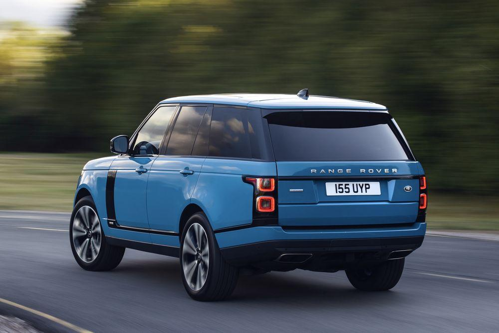 Land Rover Range Rover Autobiography Fifty 2020 года