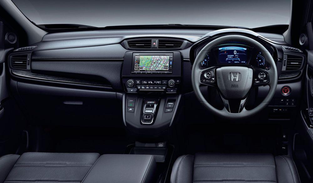 Honda CR-V e:HEV Black Edition 2020 года