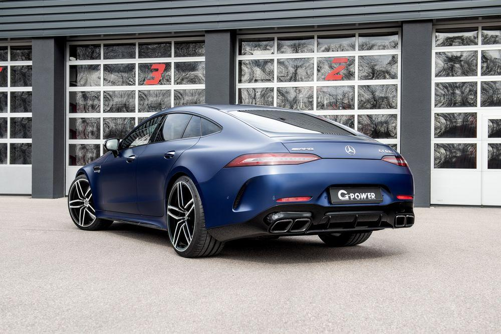 Mercedes-AMG GT63 S 4Matic 4-Door Coupe GP 63 Bi-Turbo by G-Power