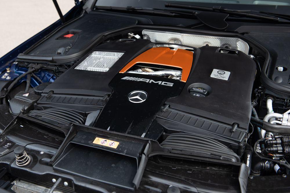 Mercedes-AMG GT63 S 4Matic+ 4-Door Coupe GP 63 Bi-Turbo G-Power