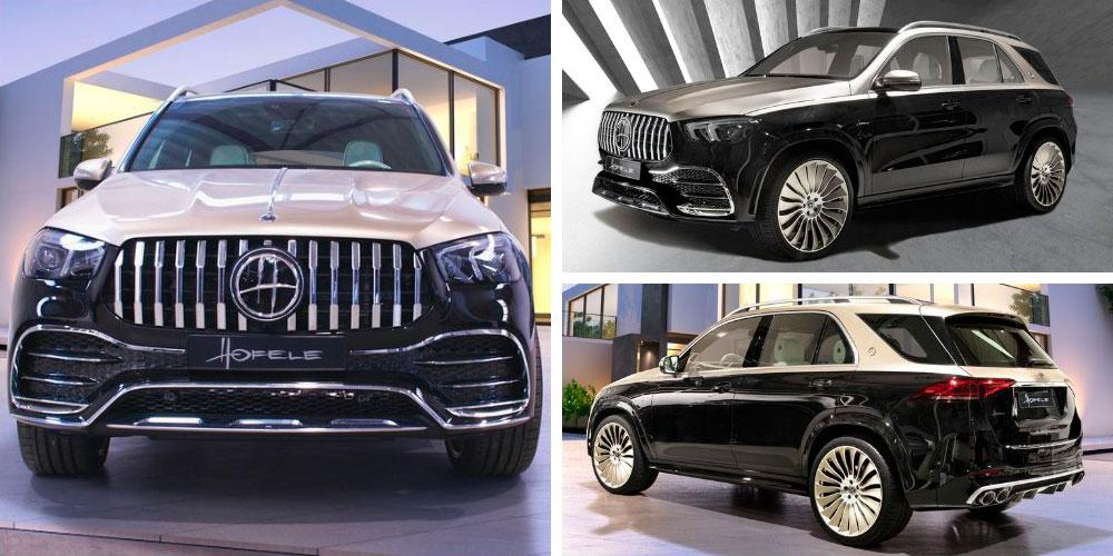 Mercedes-Benz Ultimate HGLE by Hofele Design 2020 года