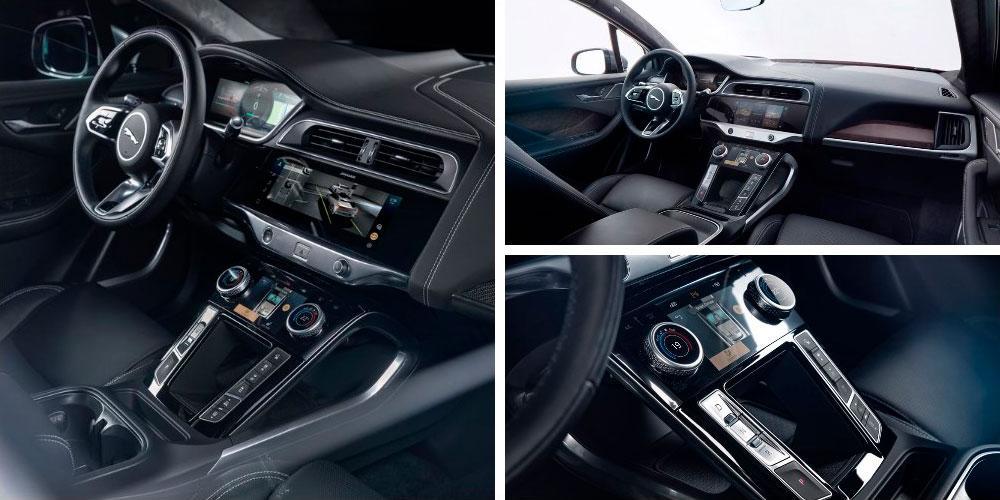 Jaguar I-Pace EV400 AWD HSE Black Pack 2020 года