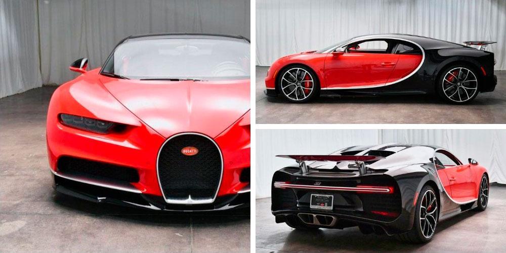 Bugatti Chiron 2019 года, Post Oak Motor Cars