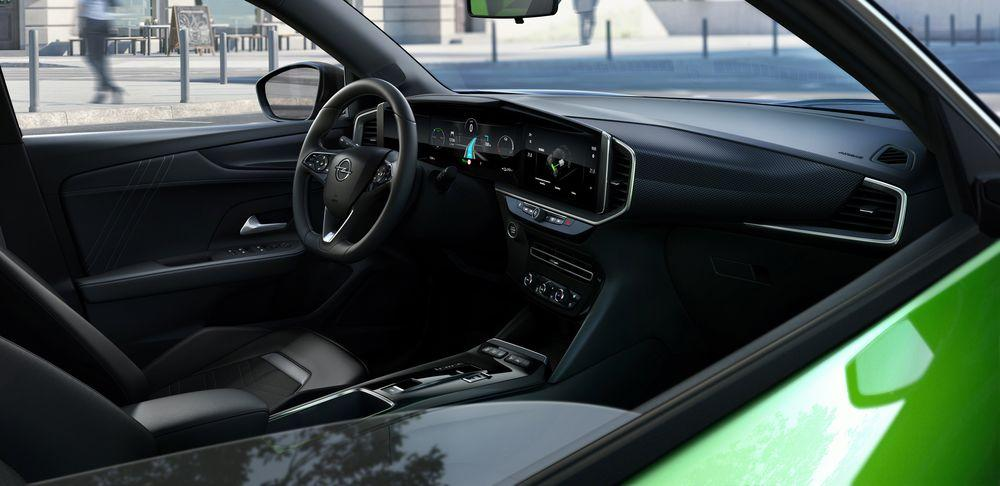 Opel Mokka-e 2020 года