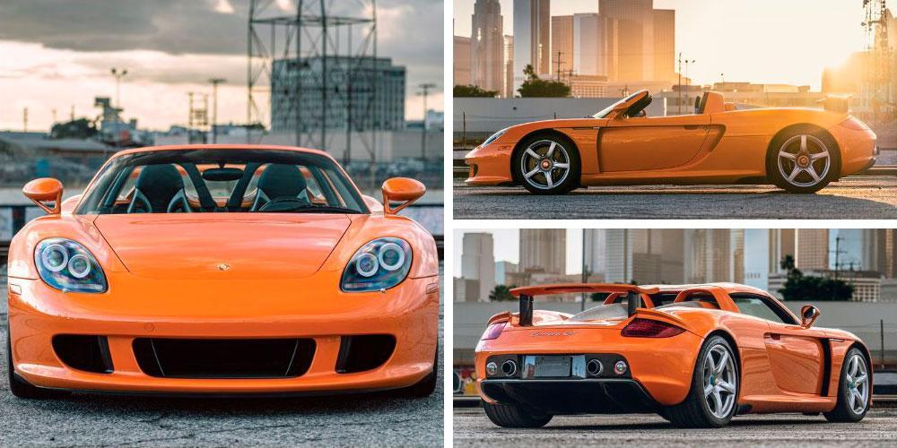 Porsche Carrera GT 2005 года, RM Sothebys