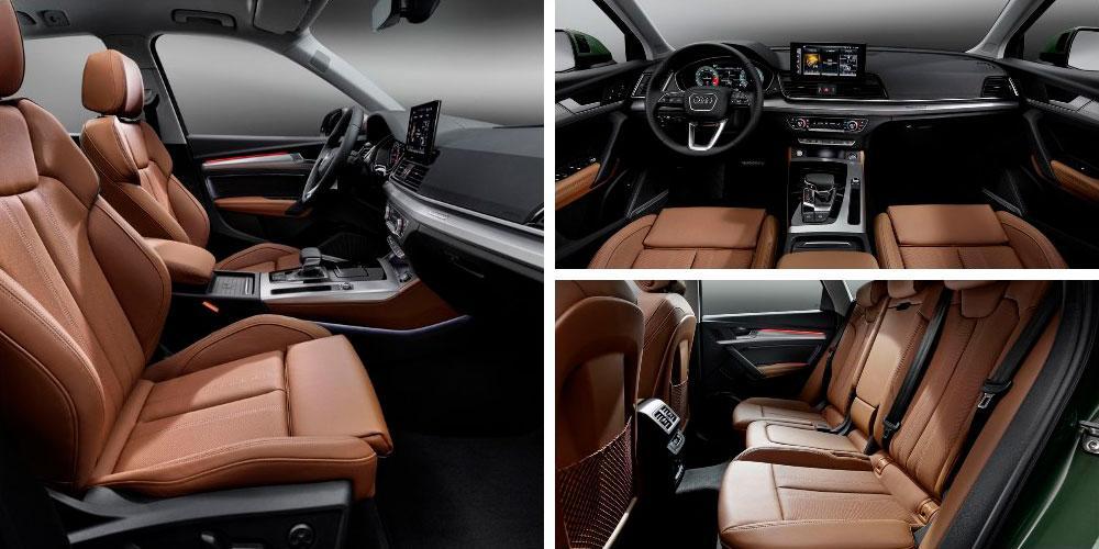 Audi Q5 40 TDI Quattro S-Line 2020 года