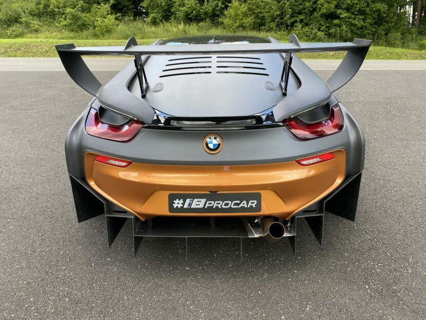 BMW i8 Procar by EDO Motorsport 2020 года