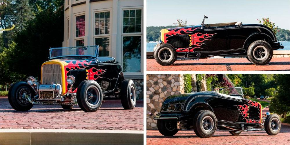 Ford McMullen Roadster 1932 года, Mecum