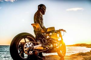 Buell M2 Cyclone by Taverne Motorcycles