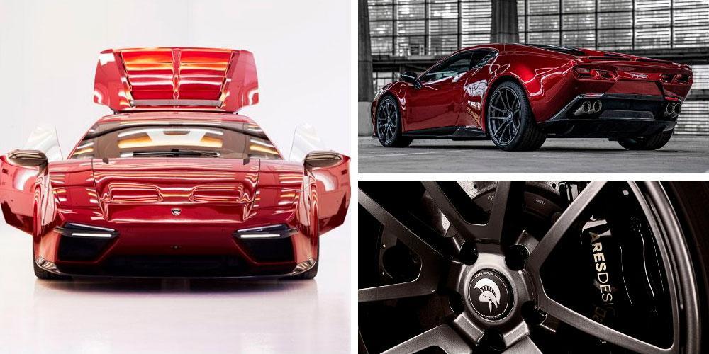 De Tomaso Pantera by Ares Design