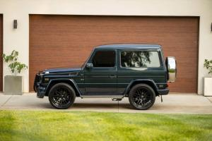Mercedes-Benz G500 SWB by Brabus 1999 года, Bring A Trailer