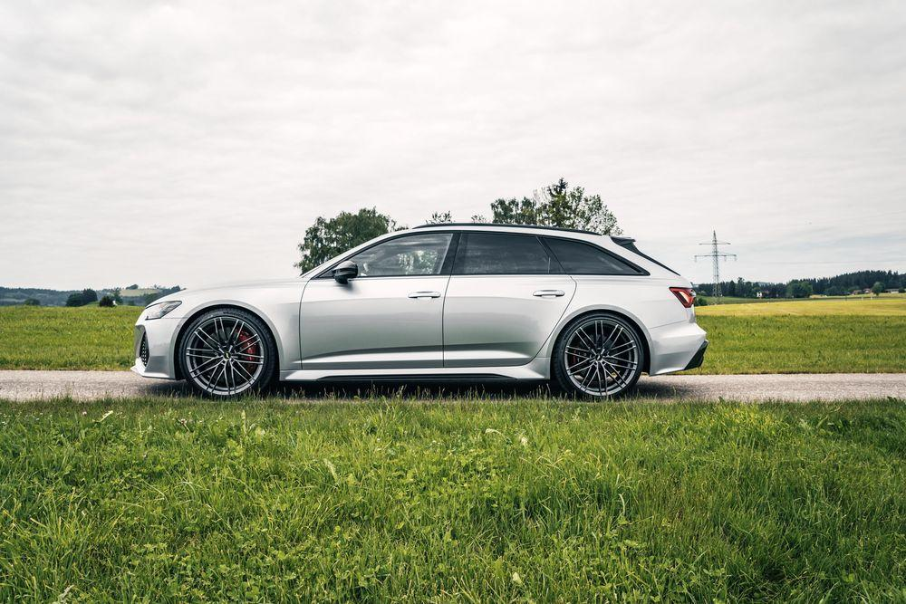 Audi RS6 Avant by ABT 2020 года