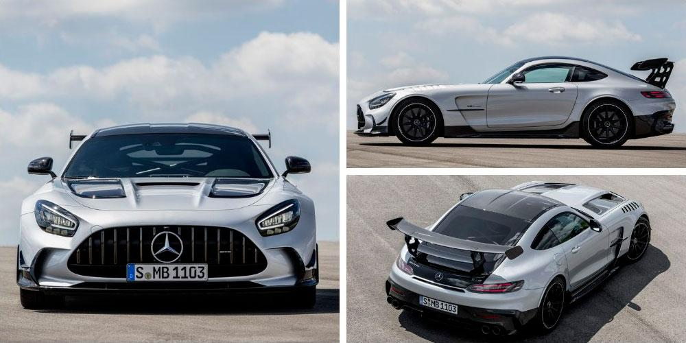 Mercedes-AMG GT Black Series 2020 года