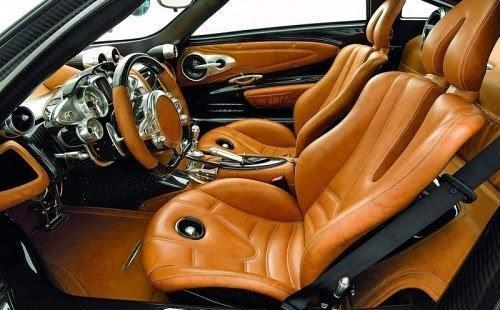 Кожаный салон автомобиля: комфорт или престиж. VERcity