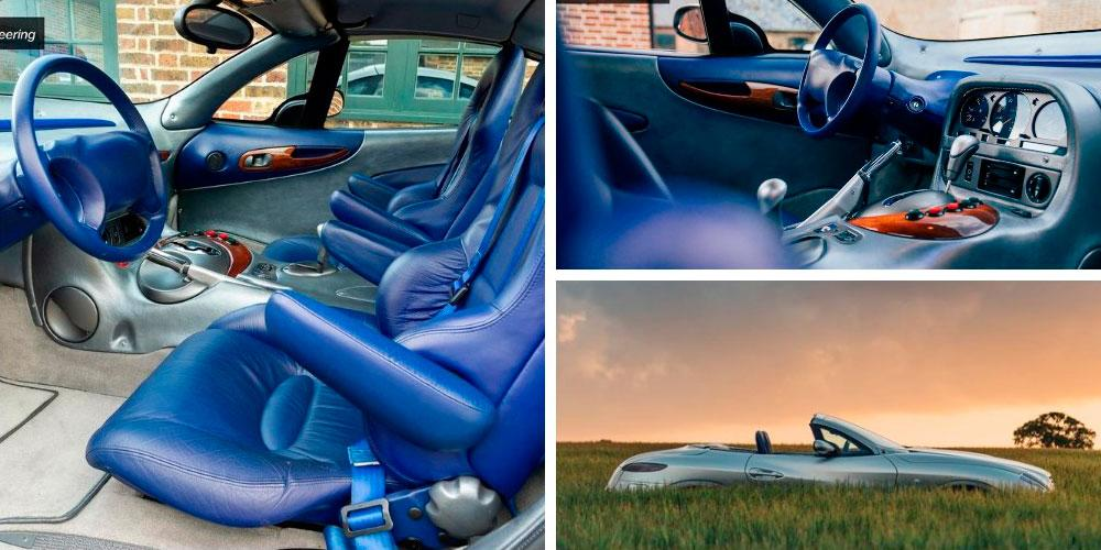 Mercedes-Benz G320 Intruder Concept by Heuliez 1996 года