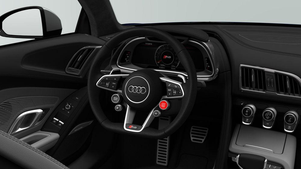 Audi R8 V10 Performance Limited Edition 2020 года