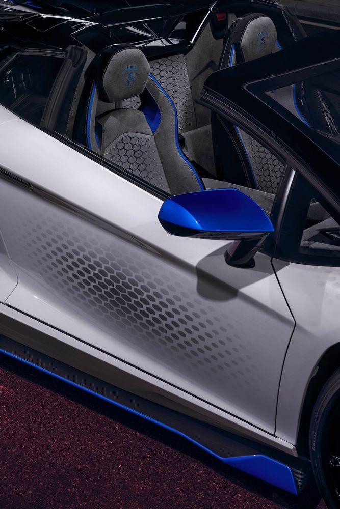 Lamborghini Aventador SVJ Roadster Xago Edition 2020 года