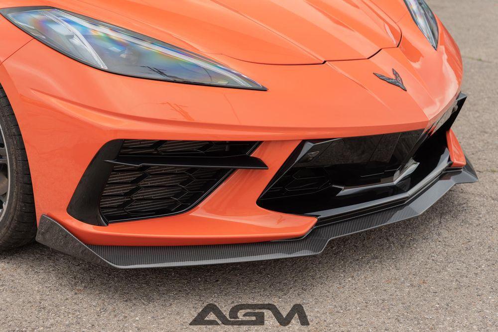 Chevrolet Corvette Stingray Z51 by AG Motorsports 2020 года
